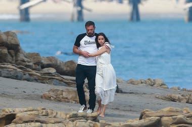 Ben y Ana, más enamorados que nunca en las playas de Malibu
