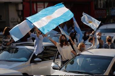17A: en Córdoba capital también hubo miles de manifestantes
