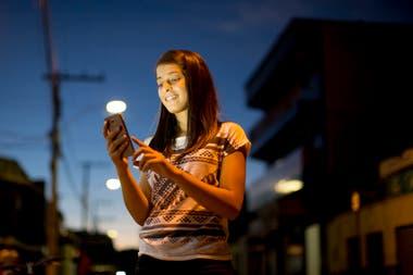 Que el celular no esté prohibido y que las plataformas educativas se queden