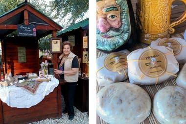 Almacén de aromas -en Mar de Cobo, partido de Mar Chiquita- elabora cremas, exfoliantes, lociones limpiadoras, jabones y perfumes con lúpulo y cebada