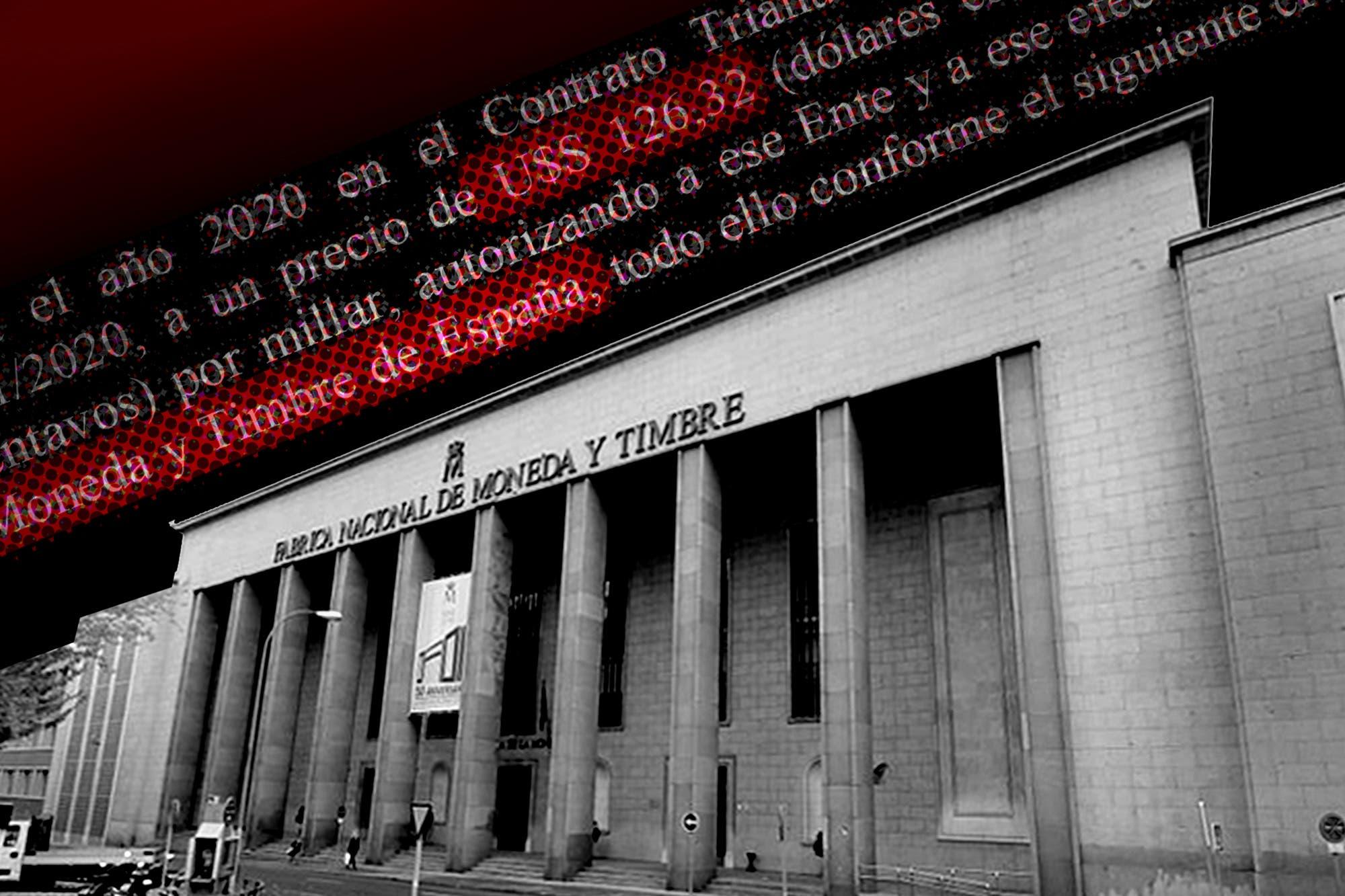 Billetes y monedas: el Gobierno compra de urgencia a España papeles de $1000 a precio récord