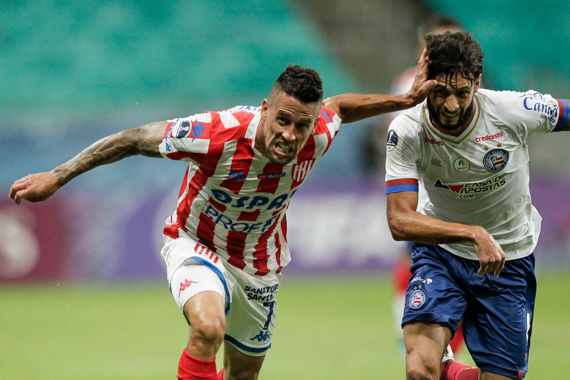 Unión-Bahía, por los octavos de final de la Copa Sudamericana: los santafesinos buscan remontar el 0-1 de la ida