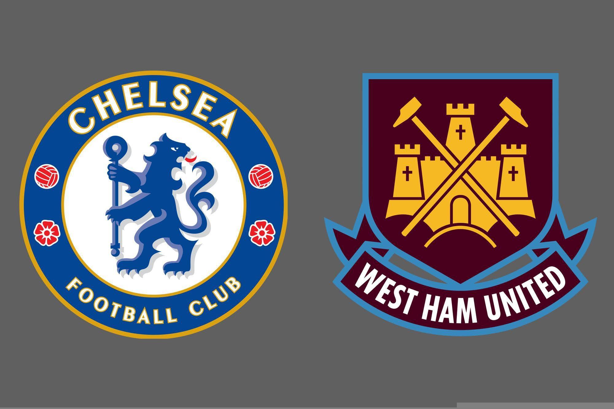 Premier League de Inglaterra: Chelsea venció por 3-0 a West Ham United como local