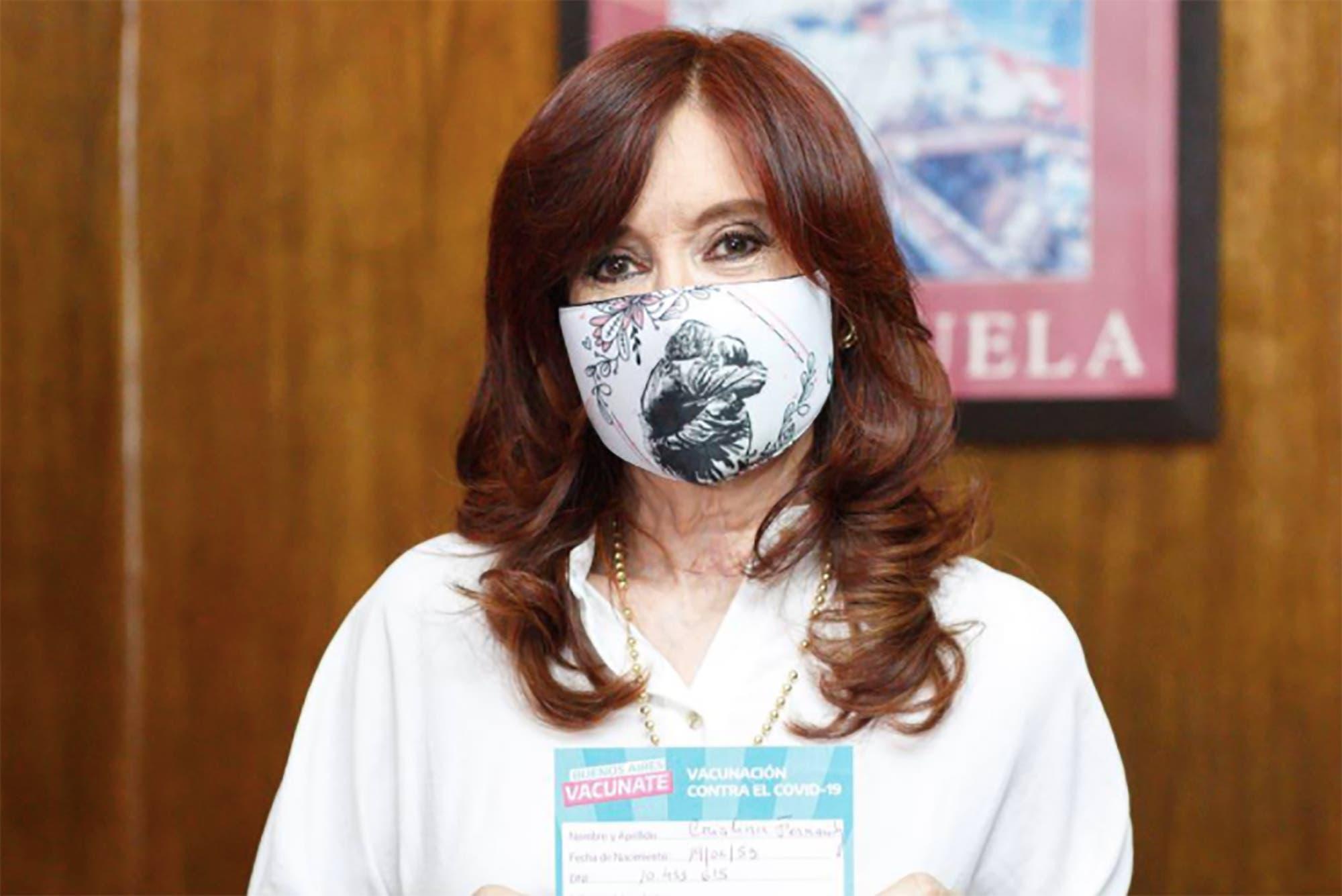 Jubilaciones. Lanzan una campaña para frenar las pensiones de privilegio de Cristina Kirchner