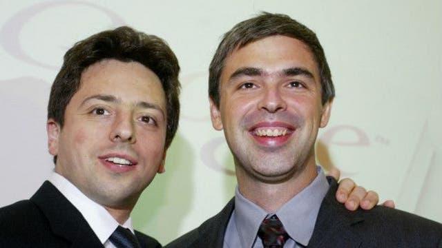 Larry Page y Sergey Brin comenzaron Google como un proyecto universitario hace casi 20 años. Ahora son multimillonarios.