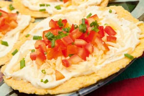 Tortillas a la mexicana