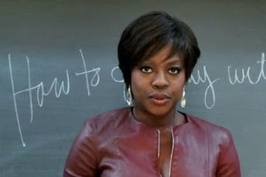 Viola Davis, estrella de How to Get Away with Murder