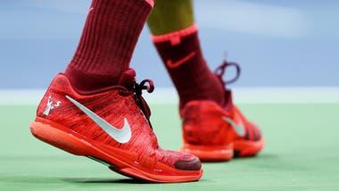 hermosa en color oferta estilo exquisito US Open: los detalles de las zapatillas