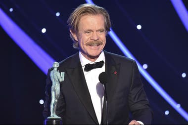 William H. Macy, mejor actor de comedia por Shameless