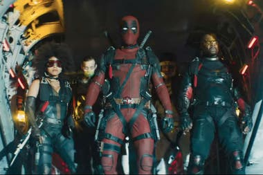 Ryan Reynolds y equipo en la secuela de Deadpool