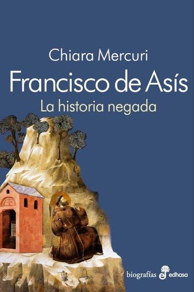 Portada del libro sobre Francisco de Asís