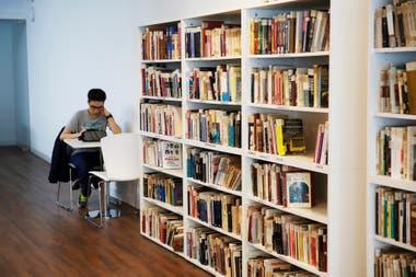 Biblioteca Casa de la Lectura en Villa Crespo