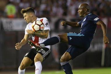River le ganó a Emelec y lidera su grupo en la Libertadores