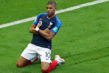 El jugador francés decidió donar los premios monetarios que gane durante el Mundial