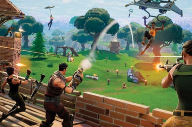 El Fortnite ya es más popular que clásicos free-to-play como el LoL y el Minecraft