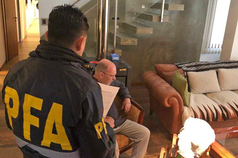 Detuvieron al exfiscal Tomás Morán por la investigación de una banda mixta de policías, presos y barras en La Plata