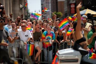 La comunidad transgénero y LGBT de la Gran Manzana celebró la decisión
