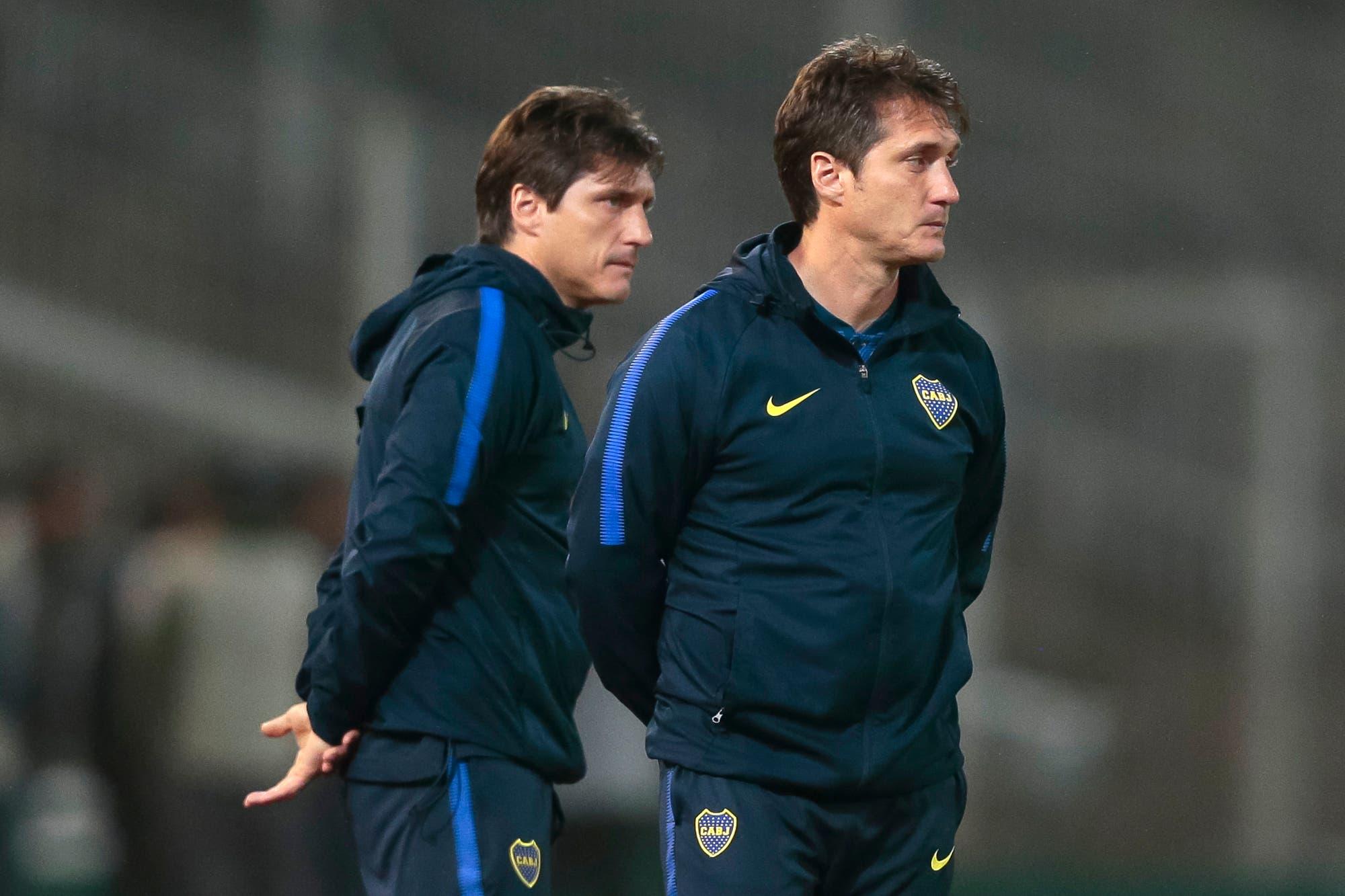Los Mellizos Barros Schelotto, en jaque: su futuro en Boca quedó condicionado a la Copa Libertadores
