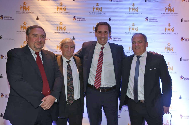 Se celebra la segunda Gala Solidaria de la Fundación Ludovica, en La Plata