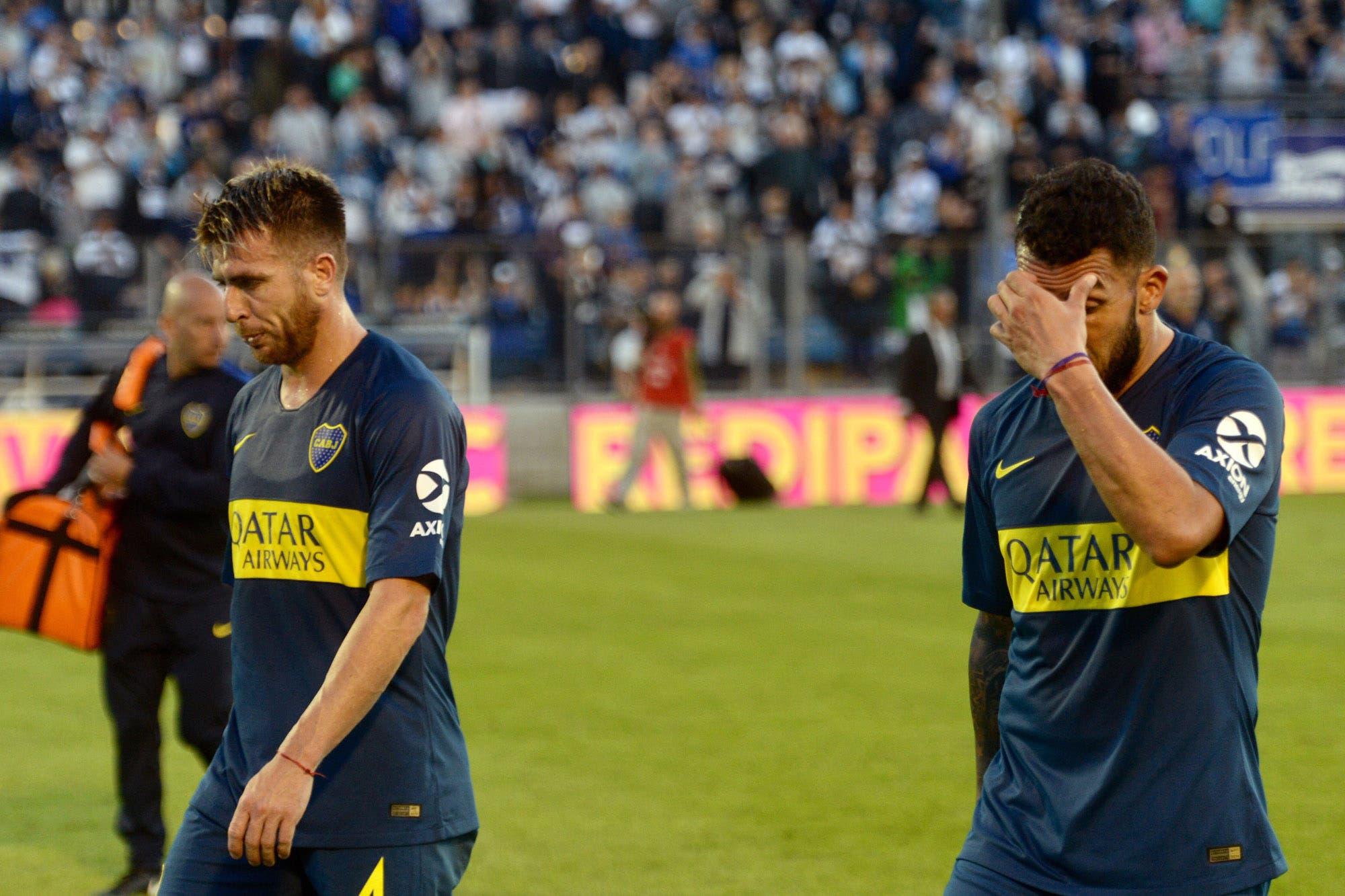 Los problemas del Mellizo cada vez que recurrió al recambio de jugadores en la formación de Boca