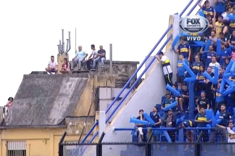 La terraza-tribuna y la mirada del Pity Martínez: los memes y los mejores tuits del empate entre Boca y River