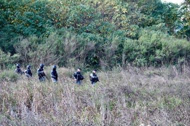Cuatro de los detenidos fueron recapturados tras el escape