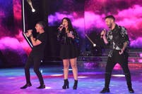 ShowMatch 2019: un padre y sus dos hijos brillaron con Somebody To Love, de Queen