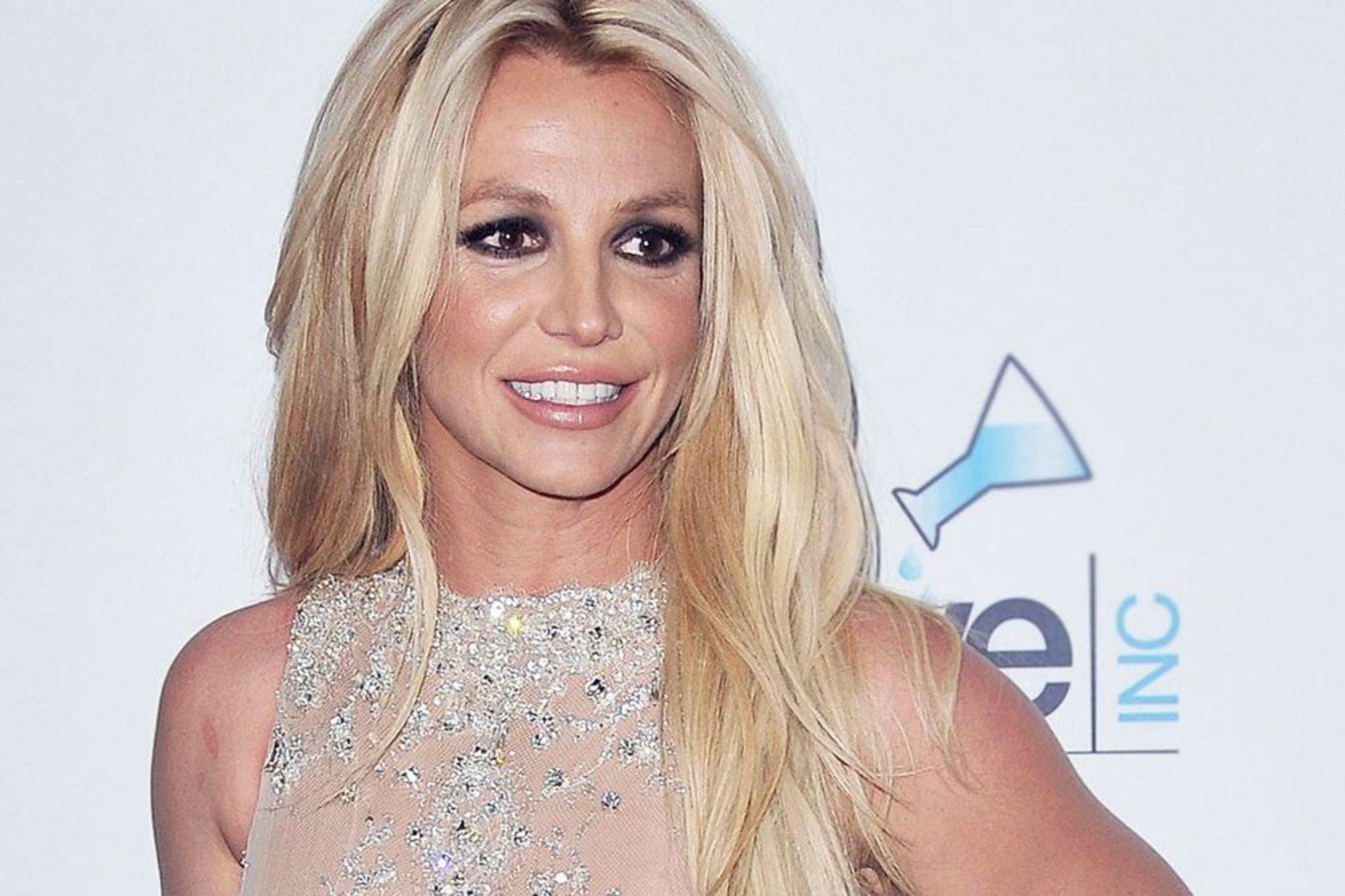 En medio de su conflicto familiar, Britney Spears mostró nuevo look