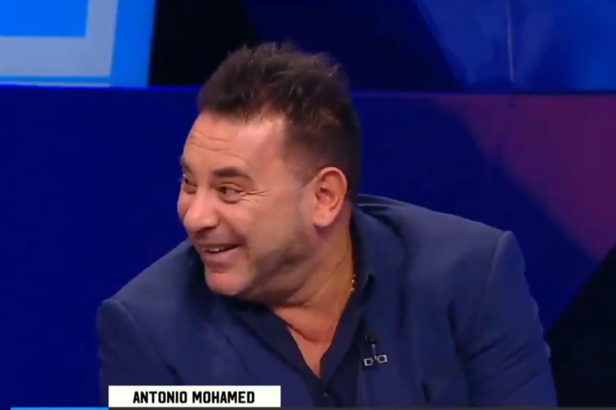 """""""Abrí, que te rompo todo"""": el día que Blas Giunta fue a buscar a la casa a Antonio Mohamed después de un partido"""