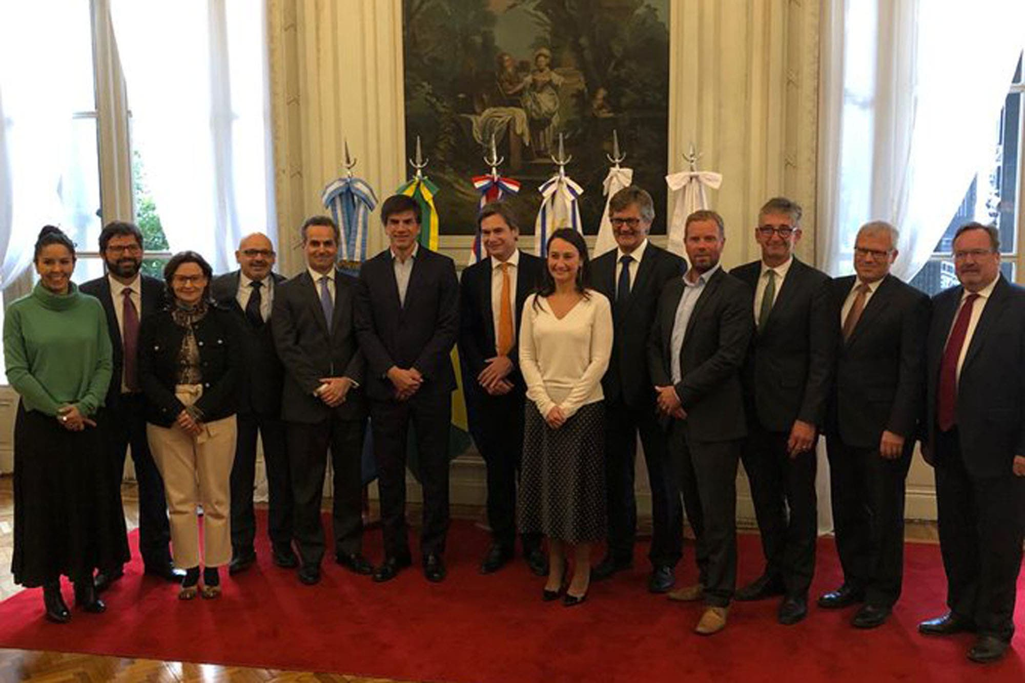 Luego del acuerdo con la UE, el Mercosur firmó un tratado con la EFTA