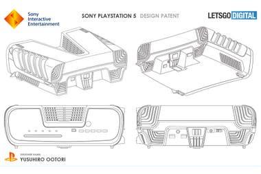 Las imágenes del equipo viste desde diferentes ángulos dispararon los rumores sobre cómo sería la PlayStation 5, la nueva consola de videojuegos que Sony lanzará en 2020