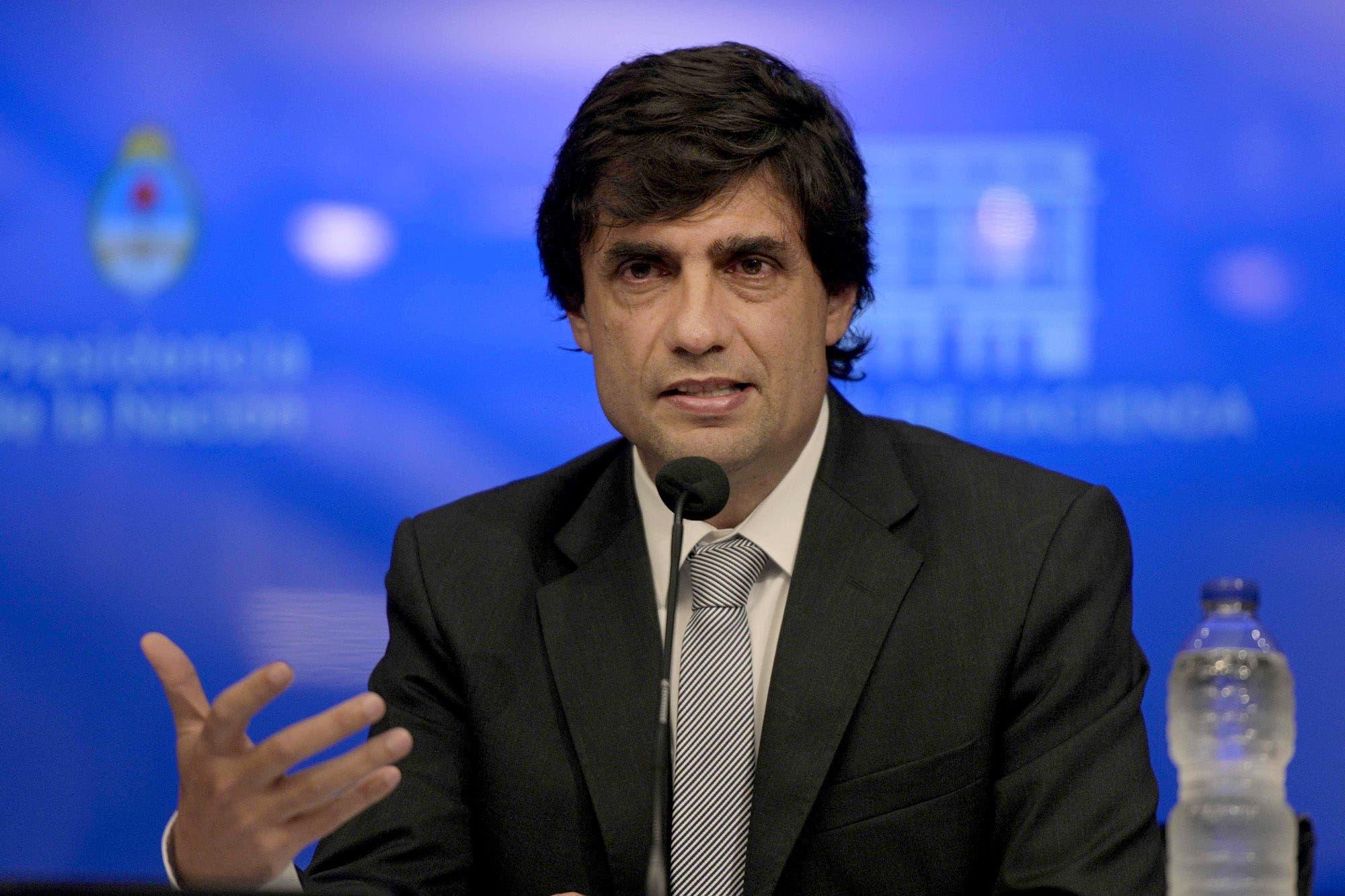 """Hernán Lacunza: """"La de 2015 y la actual son dos herencias no deseables"""""""