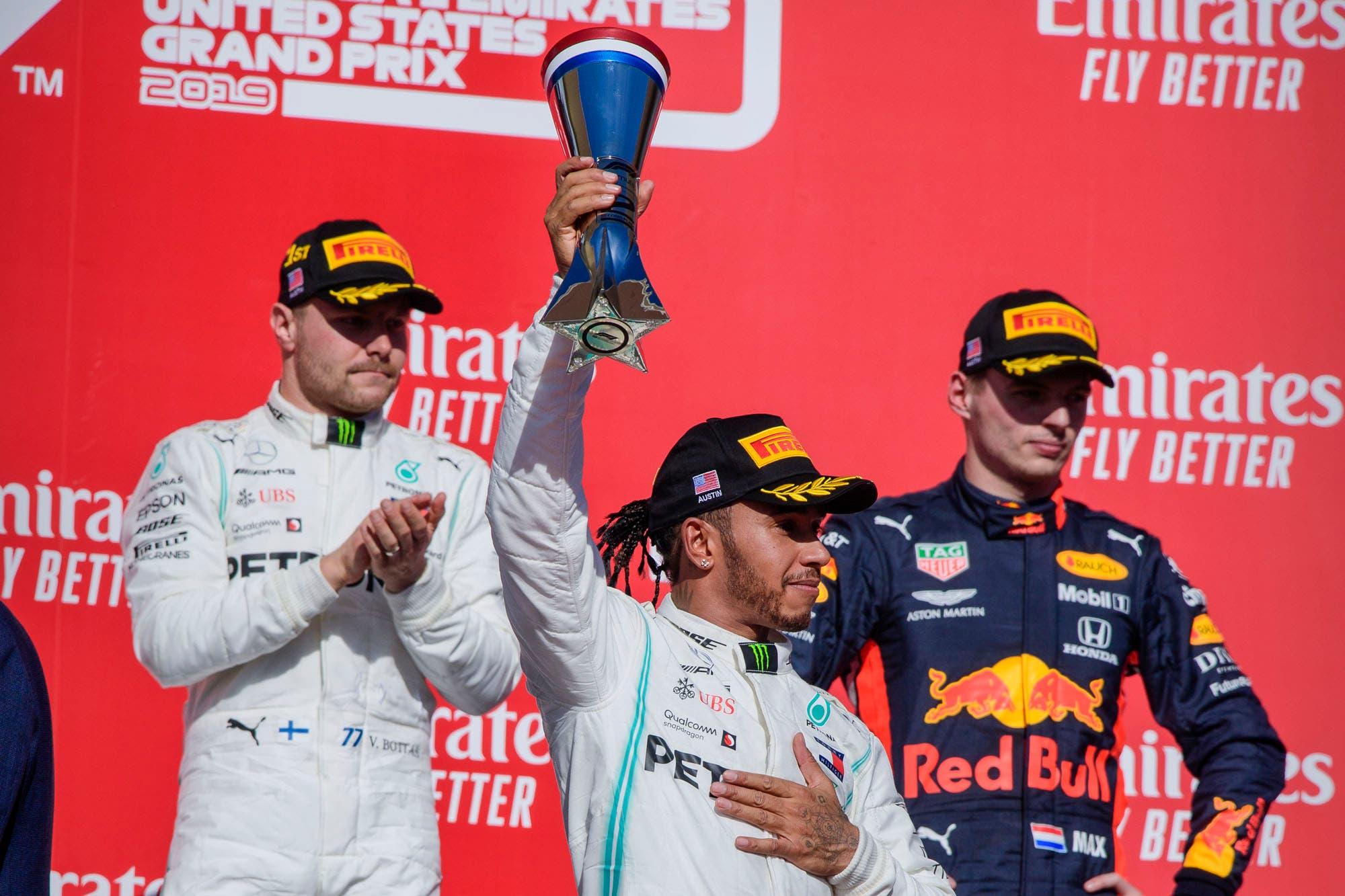Imparable: Lewis Hamilton se consagró campeón de la Fórmula 1 por sexta vez