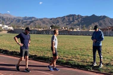 Un buen entrenamiento implica saber equilibrar esfuerzo con descanso revitalizador.