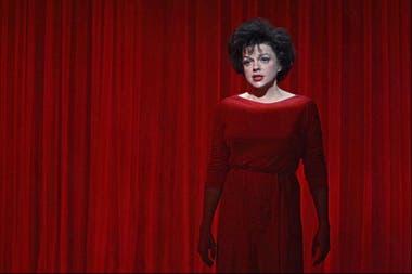 Judy Garland en Amarga es la gloria (1963), su última película