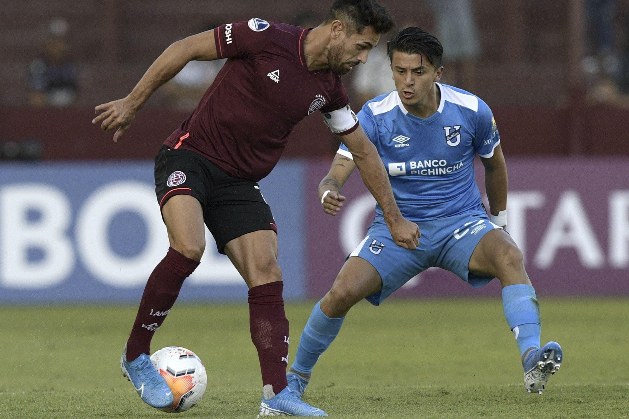 Lanús-Universidad Católica de Ecuador, por la Copa Sudamericana: el equipo argentino da el primer paso