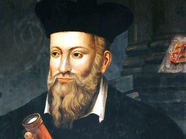 Nostradamus pronosticó la pandemia del coronavirus en 1555. Fuente: LA Times.