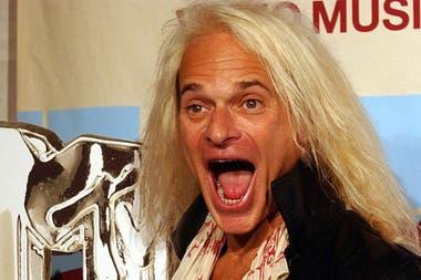 El excantante de Van Halen, David Lee Roth, aprovechó el parate por la cuarentena para profundizar en las artes plásticas