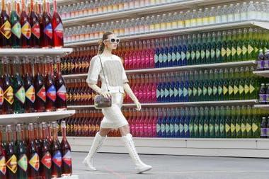 Chanel Supermarché, en invierno de 2014, fue el supermercado con más estilo que se recuerde