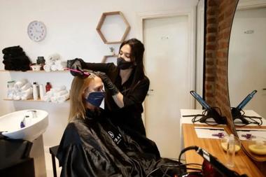 Las peluquerías son uno de los servicios incorporados