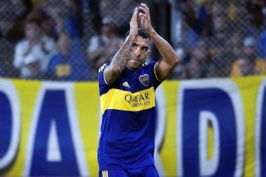 Carlos Tevez supeditó su continuidad en el fútbol más a la renovación de su contrato con Boca que a los efectos de la pandemia
