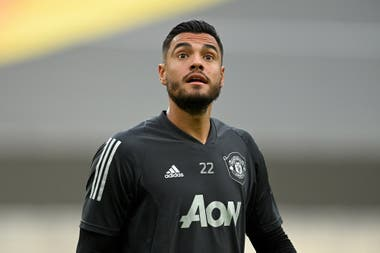 Romero fue titular en Manchester, que le ganó 1-0 a Copenhague en tiempo extra