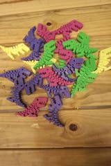 Los juguetes hechos con impresoras 3D serán donados a los chicos internados en los hospitales infantiles
