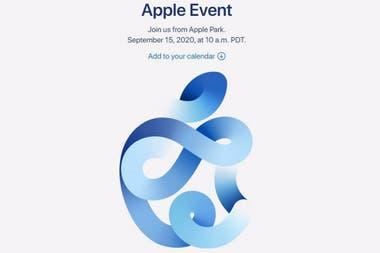 Apple confirma su evento para el martes 15 de septiembre, donde se espera el lanzamiento de nuevos modelos de iPhone y iPad, entre otros dispositivos