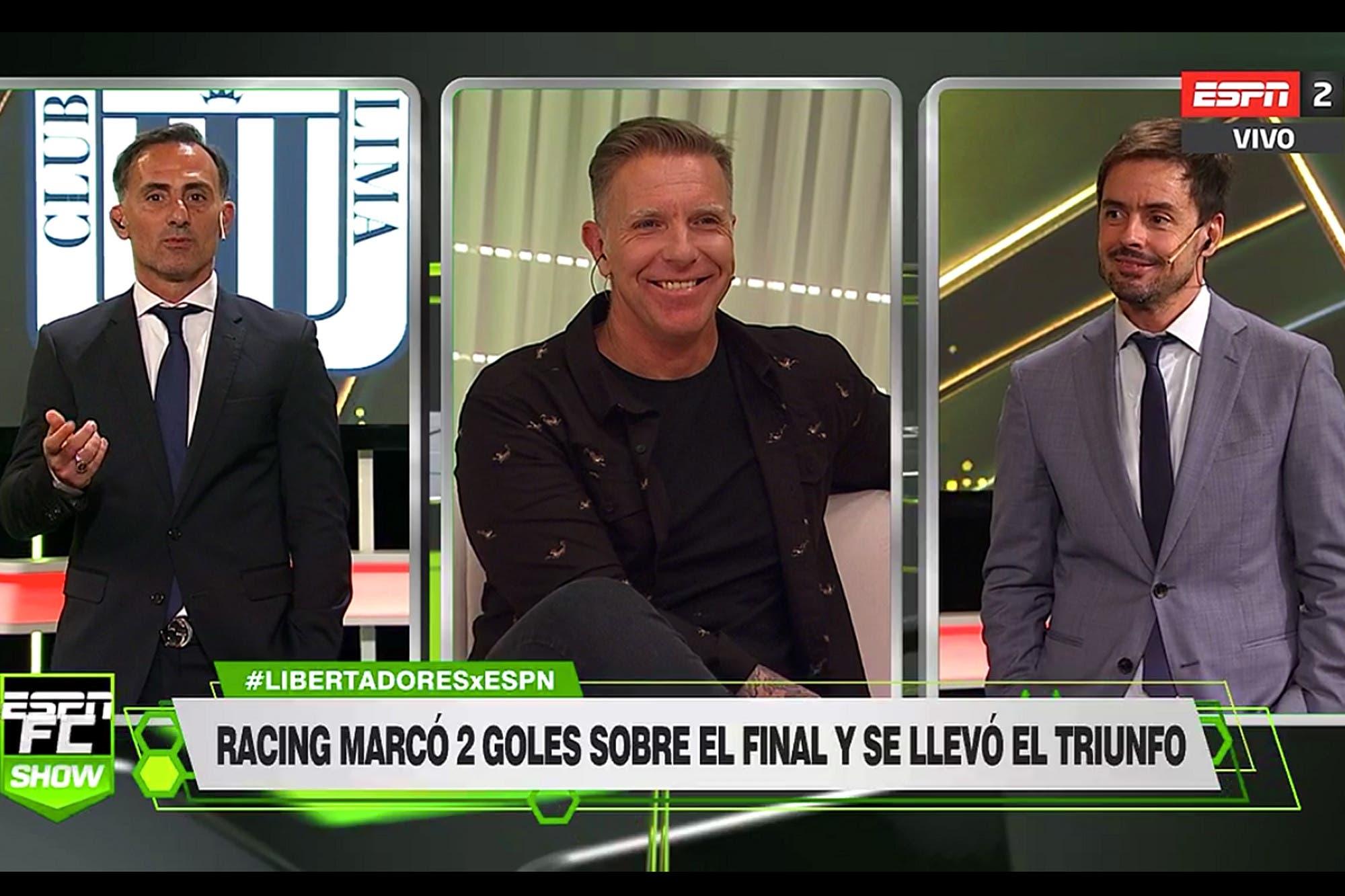 """""""Mesa picante"""": Alejandro Fantino anticipó el nuevo programa en ESPN, con varios de sus """"tanques"""""""