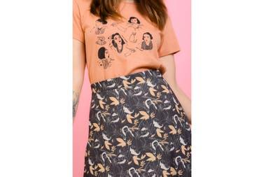 Literatura a la moda: los lectores se ponen la camiseta