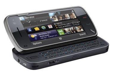a59d7adb5c6 Nokia anunció de forma oficial la llegada del smartphone N97, el  dispositivo de alta gama