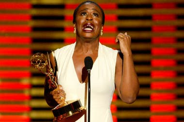 Uzo Aduba y su merecido Emmy por interpretar a Crazy Eyes en Orange is the New Black