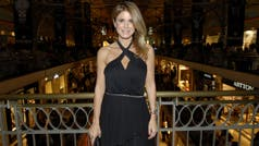 ¿Desastre o acierto? El little black dress de Flavia Palmiero