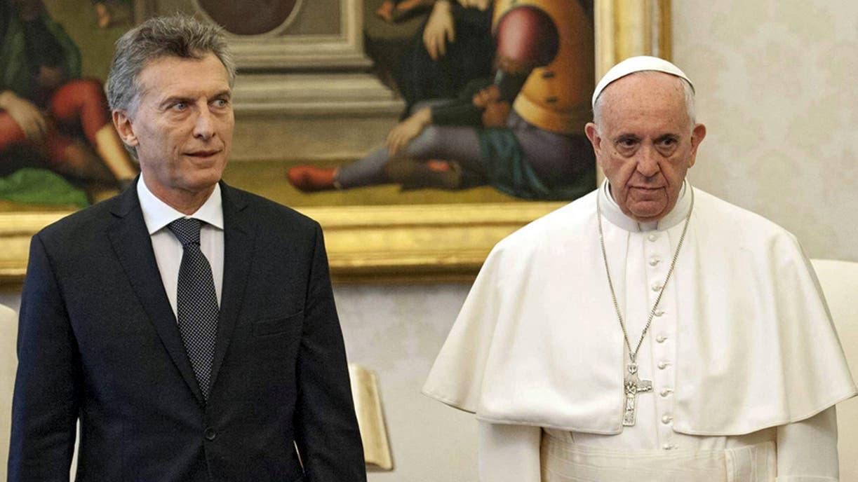 Resultado de imagen para papa francisco no viaja argentin